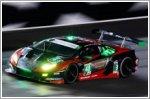 Lamborghini celebrates victory at 24 Hours of Daytona