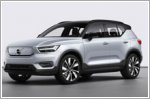 Volvo sees strong global demand for the electric XC40