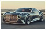 Bentley's EXP 100 GT crowned at French Festival Automobile International