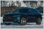 Maserati premieres the new Levante Royale at the Snow Polo World Cup