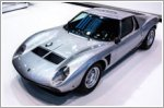 Lamborghini to display a Miura SVJ at Retromobile