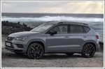 Cupra launches limited edition Ateca