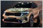 Kia unveils Carnival MPV and Sonet concept SUV