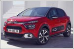 More personalisation options for the updated Citroen C3
