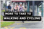 Study shows more will commute by walking and cycling in 10 years