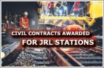 Civil contracts awarded for future Jurong Region Line stations
