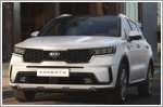 Kia reveals the first images of the new Sorento