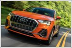 Audi Q3 achieves five star U.S.A NCAP rating
