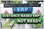 Distance-based ERP 'several years' away