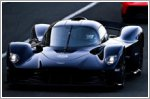 Formula One drivers join Aston Martin Valkyrie test regime