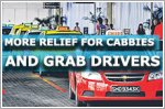 Coronavirus: More relief for cabbies, Grab drivers