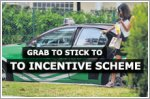 Grab to stick with incentive scheme when aid kicks in