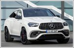 Mercedes-AMG announces the GLE63 Coupe