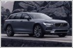 Volvo refreshes the S90 and V90 models