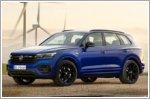 Volkswagen unveils the Touareg R