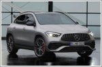 Mercedes-AMG launches the GLA45