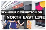 Power fault causes six-hour disruption on North East Line