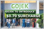 Gojek to introduce $0.70 surcharge and additional drop-off point option