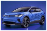 Volkswagen reveals the name for its compact long-range electric SUV
