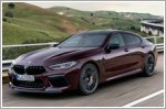 BMW launches the M8 Competition Gran Coupe in Singapore
