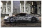 Maserati starts prototype testing of the MC20