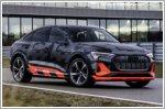 Audi presents the e-tron S models