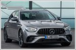 Mercedes-AMG updates the E53 Saloon and Estate