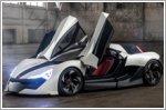 Apex debuts AP-0 concept EV sports car