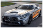 Mercedes-Benz launches the AMG GT4