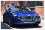 The 2021 Hyundai Elantra and Elantra Hybrid make their world premiere