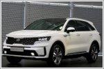 Kia Motors reveals the all new 2020 Sorento