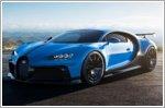 Bugatti Chiron Pur Sport unveiled via digital presentation