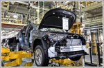 Toyota temporarily suspends production in the U.S.A
