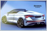 Skoda Scala Spider concept car due for unveiling in June 2020