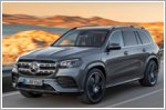 New Mercedes-Benz GLS450 now available in Singapore