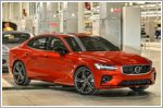 Volvo celebrates 10 years with Geely