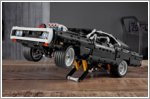 Fast & Furious Dodge Charger now available as LEGO Technic model