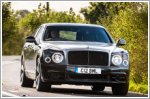 The Bentley Mulsanne is nearing the end of production