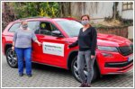 Skoda supports efforts to combat against COVID-19
