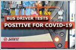 SMRT bus driver tests positive for COVID-19