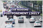 COE bidding likely to be postponed, say motor traders