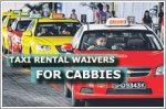 ComfortDelGro, SMRT to waive taxi rentals