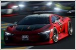 Audi's DTM drivers race virtually for a good cause