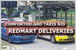 ComfortDelGro Taxis to aid in delivery surge from RedMart