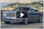 Bentley releases film to celebrate the Mulsanne