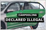 Carpooling now illegal amid COVID-19 outbreak