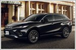 Toyota plans to release the new Harrier soon