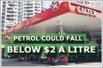 Industry consultant expects fuel prices below $2 a litre next month