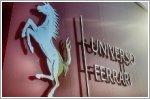 Ferrari comes to aid of local communities