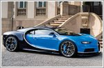 Bugatti's exclusive timepiece with its own tiny W16 engine